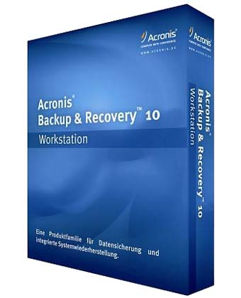 Acronis Backup & Recovery Workstation 10.0.11639 (with Universal Restore) RUS
