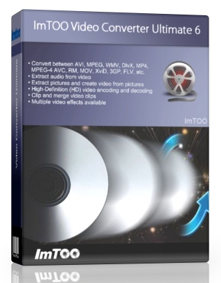 ImTOO Video Converter Ultimate 6.0.15 Build 1110 Rus