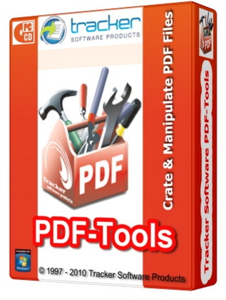 Tracker Software PDF-Tools 4.0 Build 0209 Rus