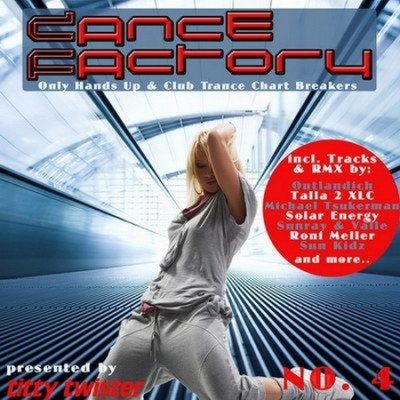 Dance Factory Vol.4 (2010)