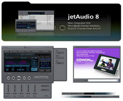 jetAudio Basic VX 8.0.10.1550 Rus