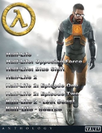 Half Life Anthology (1998-2007/RUS/ENG/Repack by R.G. Catalyst)