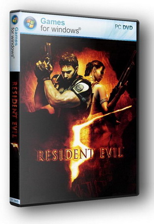 Resident Evil 5 (2009/RUS) Repack by_R.G.Catalyst