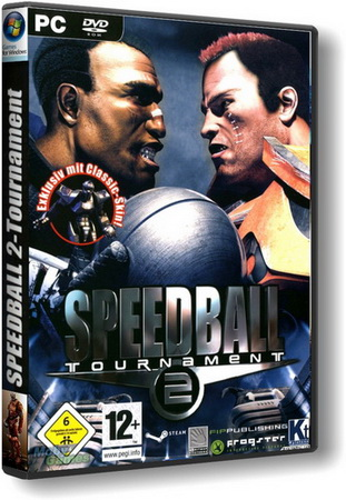 Speedball 2: Спорт беспощадных / Speedball 2: Tournament (2009) RUS