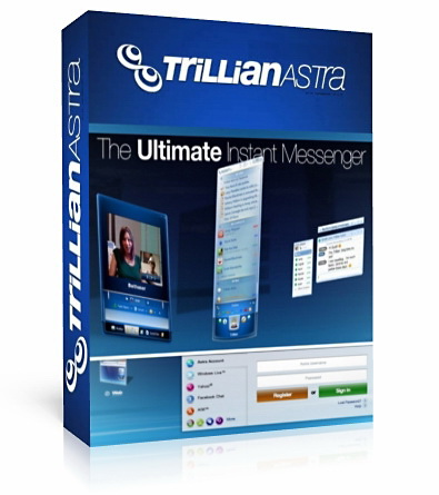 Trillian Astra Pro 5.1 Build 18