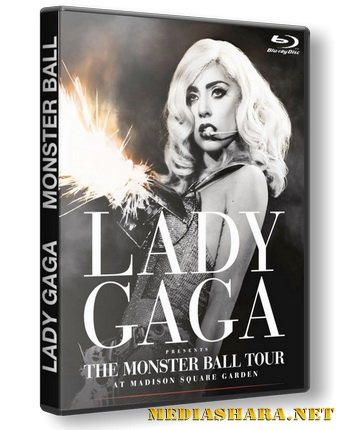 Lady Gaga Presents - The Monster Ball Tour at Madison Square Garden (2011) BDRip