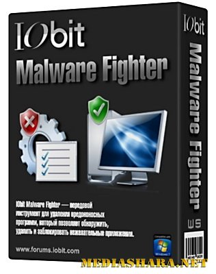 IObit Malware Fighter PRO 1.1.1.4 Final Rus