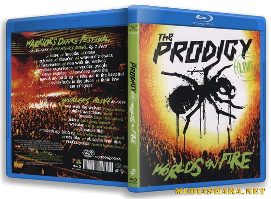 The Prodigy - World's On Fire (2011) BDRip