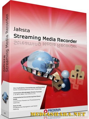 Jaksta Streaming Media Recorder 4.3.2