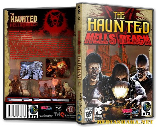 The Haunted: Hell's Reach [v.1.0r10] (2011) PC