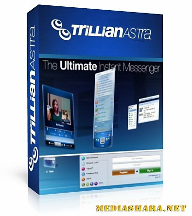 Trillian Pro 5.1 Build 15 Final