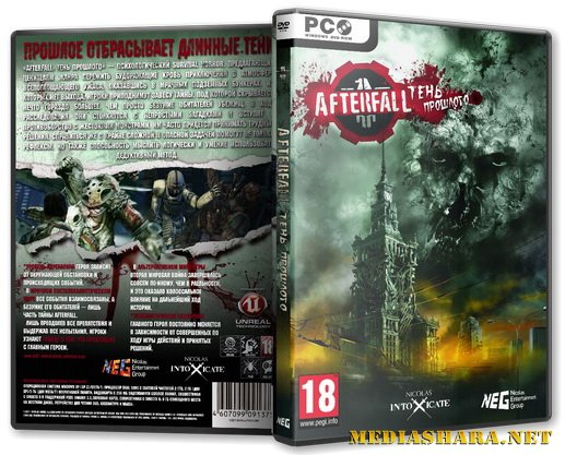 Afterfall: InSanity / Afterfall: Тень прошлого (2011) PC (RUS) RePack