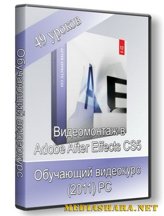 Видеомонтаж в Adobe After Effects CS5. Видеокурс (2011)