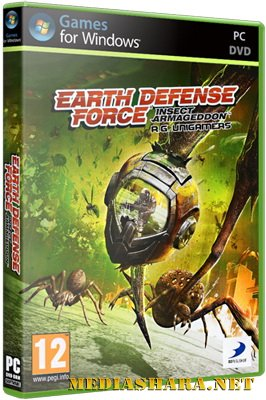 Earth Defense Force: Insect Armageddon (2011) Rus