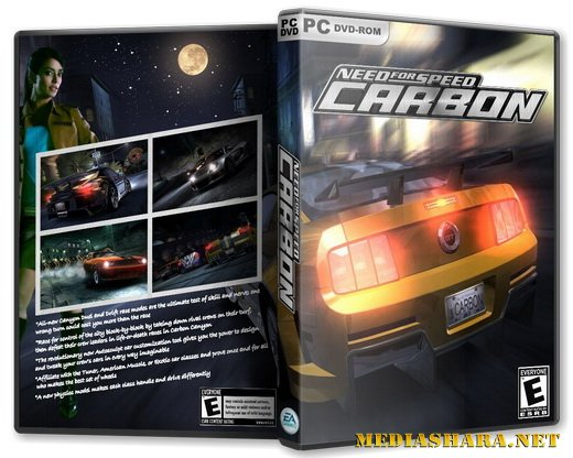 Need for Speed Carbon Collector's Edition (2006) PC