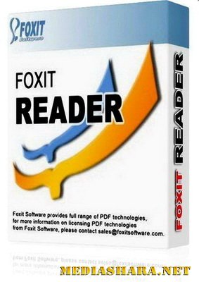 Foxit Reader 5.1.4 Build 0104 RePack