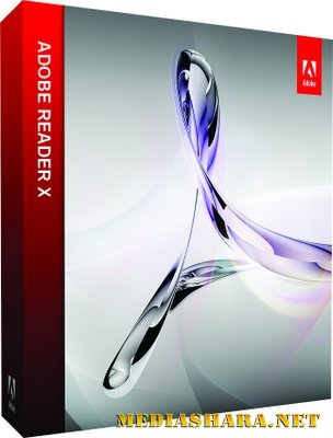 Adobe Reader X 10.1.2.45 + Portable