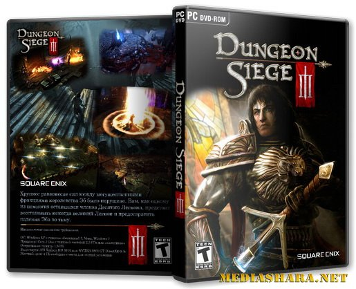 Dungeon Siege 3 (2011) PC | RePack