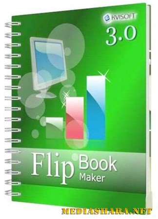 Kvisoft Flip Book Maker Pro 3.0.0.0 Portable