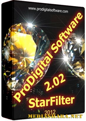 StarFilter Pro 2.02 for Adobe Photoshop Rus