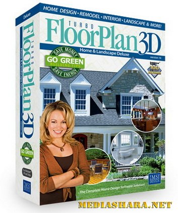 FloorPlan 3D Design Suite 11.2.60 Rus