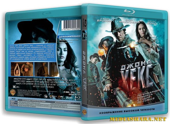 Джона Хекс / Jonah Hex (2010) HDRip
