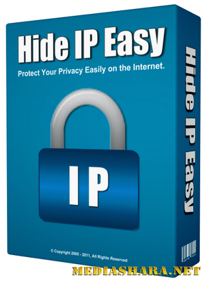 Hide IP Easy 5.1.5.8 Rus
