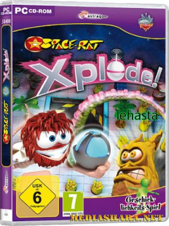 Space-Rat: Xplode (2012/DE)