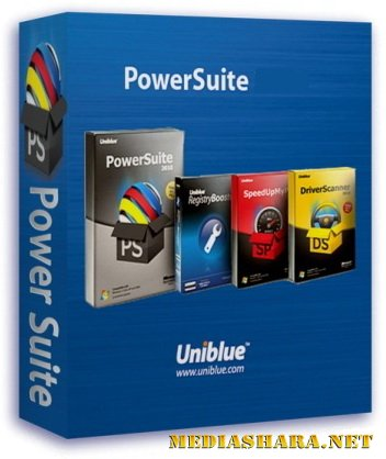 Uniblue PowerSuite 2012 3.0.6.6