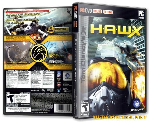 Tom Clancy's H.A.W.X. (v1.02) (2009) Repack