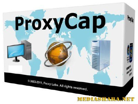 Proxy Labs ProxyCap 5.03