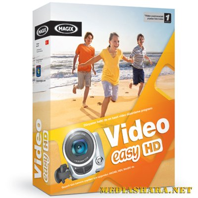 MAGIX Video easy 3 HD 3.0.1.29 RUS
