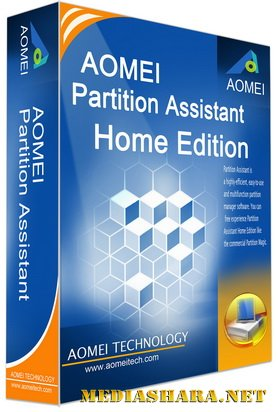 Aomei Partition Assistant Professional Edition 5.1