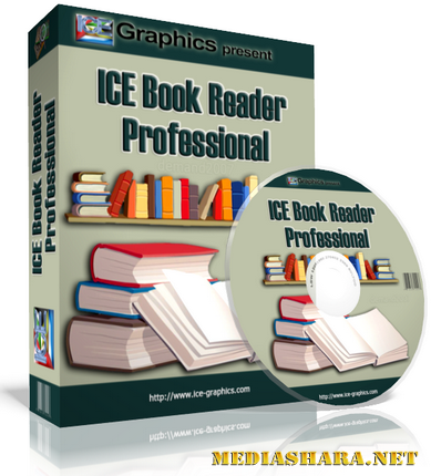 ICE Book Reader Professional 9.0.9a + Lang Pack + Skin Pack