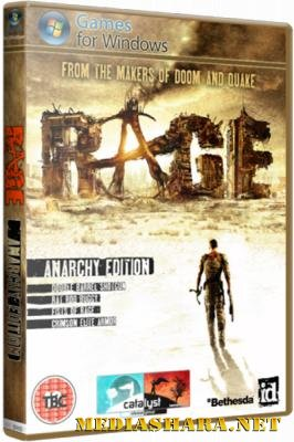 Rage: Anarchy Edition (2011 / RUS / PC)  Rip от R.G. UniGamers