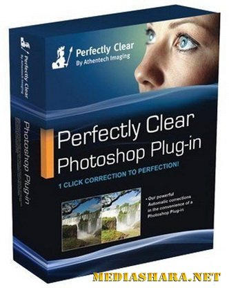 Athentech Perfectly Clear 1.6.0 плагин для Photoshop