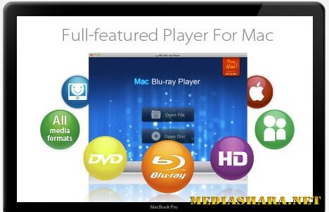 Blu-ray Player 2.2.4.0868