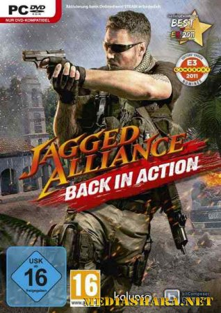 Jagged Alliance: Back in Action v1.13a + 5 DLC (2012/RUS/RePack от R.G. ReCoding)