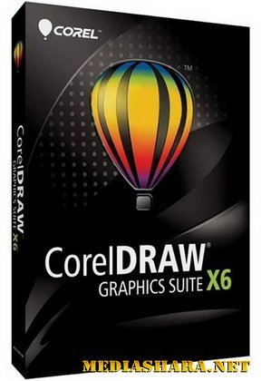 CorelDRAW Graphics Suite X6 v 16.1.0.843 Rus