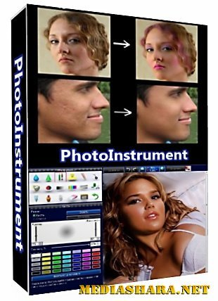 PhotoInstrument 5.7 Build 573 Rus