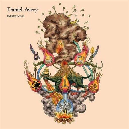 FabricLive 66 (Mixed By Daniel Avery) (2012)
