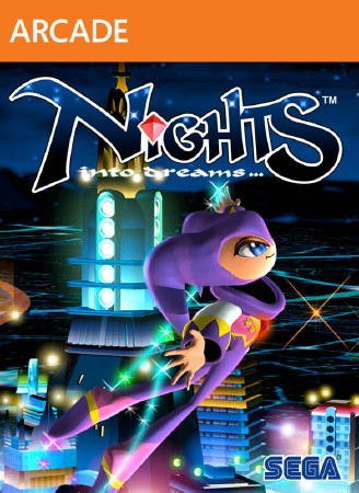 NiGHTS into Dreams HD (2012/MULTI5/ENG)
