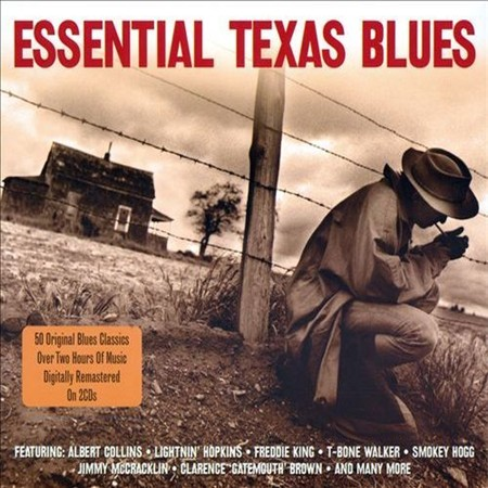 Essential Texas Blues (2012)
