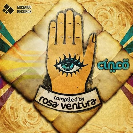 Cinco (Compiled By Rosa Ventura) (2013)