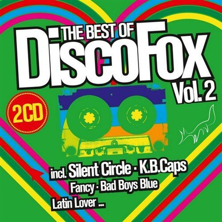 The Best of Disco Fox Vol. 2 (2013)
