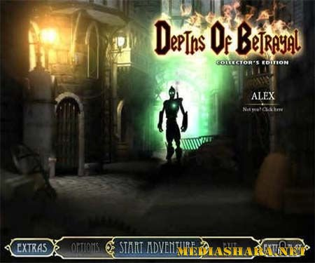 Истоки предательства / Depths of Betrayal Collector's Edition (2012/PC/Eng)