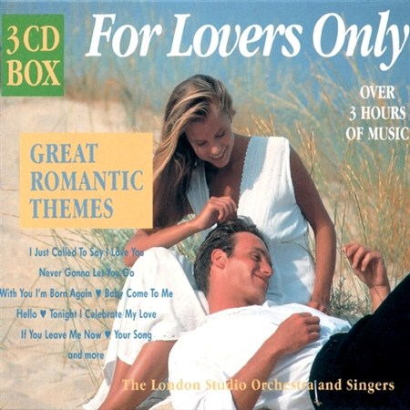 The London Studio Orchestra and Singers - For Lovers Only (1997)