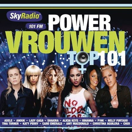 Power Vrouwen Top 101 (2013)