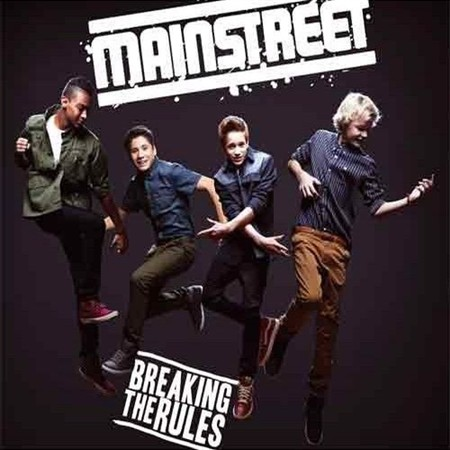 Mainstreet - Breaking The Rules (2013)