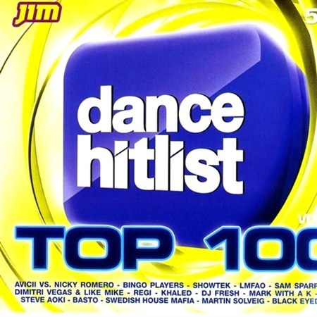 Dance Hitlist Top 100 Volume 2 (2013)